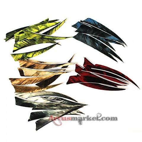 "Перо Gateway Feather 4"" Shield RW Camo (12 штук)"