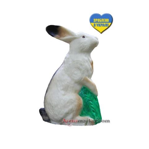 Мишень 3D. Кролик
