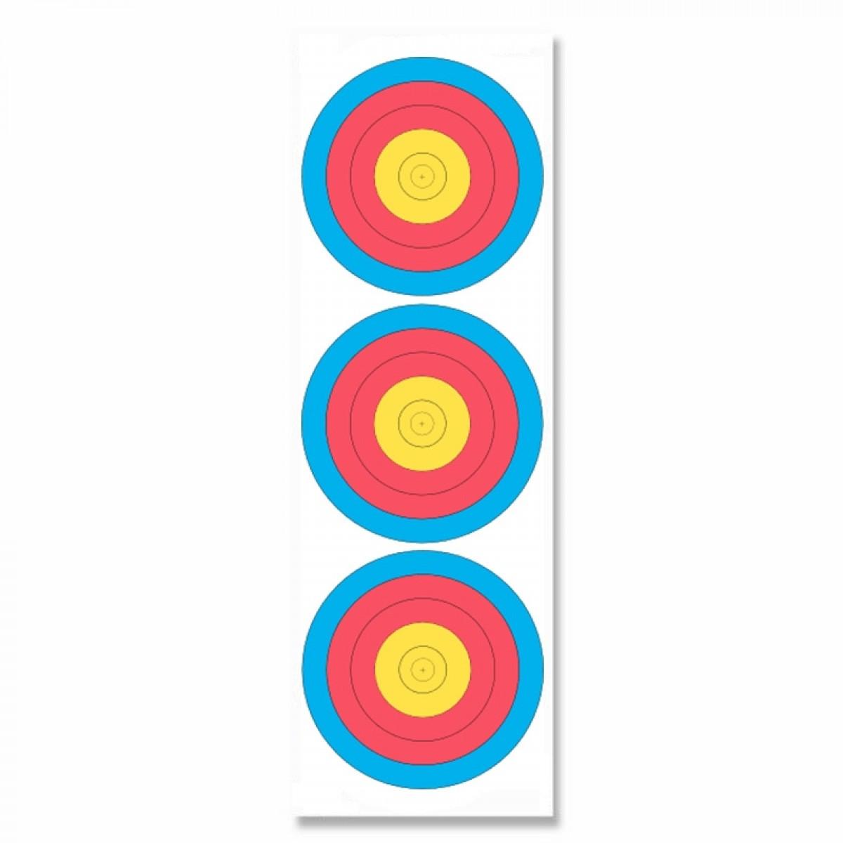 "Мишень JVD ""Target Fase Fita"" 3х20"