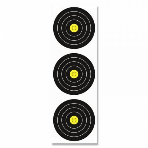 """Мишень JVD """"Target Fase Field"""" 3х20"""