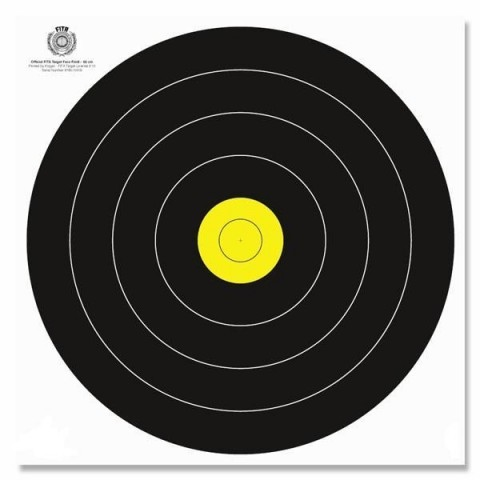 "Мишень JVD ""Target Fase Field"" 60"