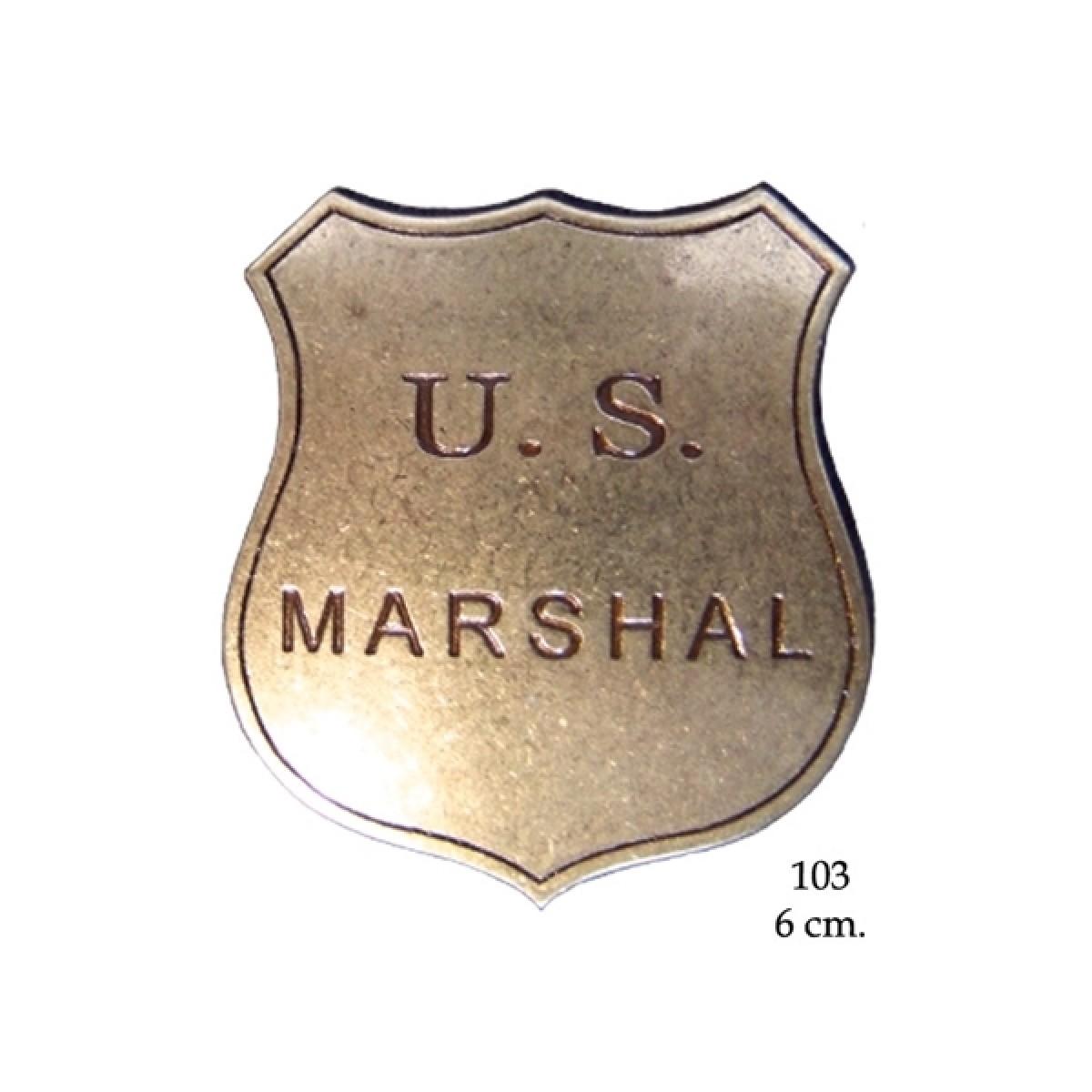 Значок Маршал США