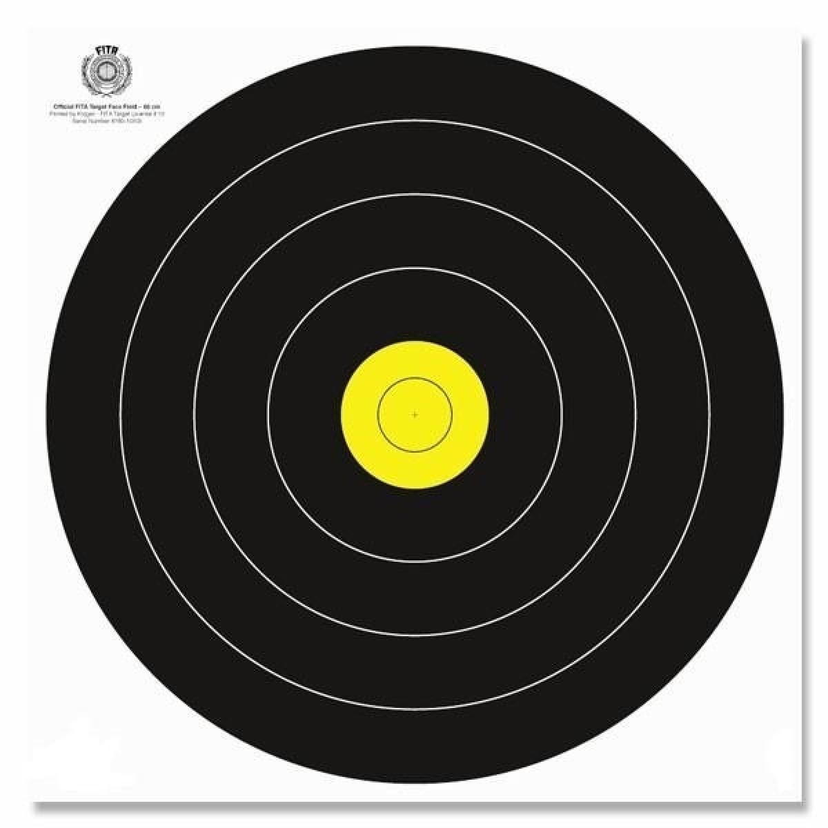 "Мишень JVD ""Target Fase Field"" 80"