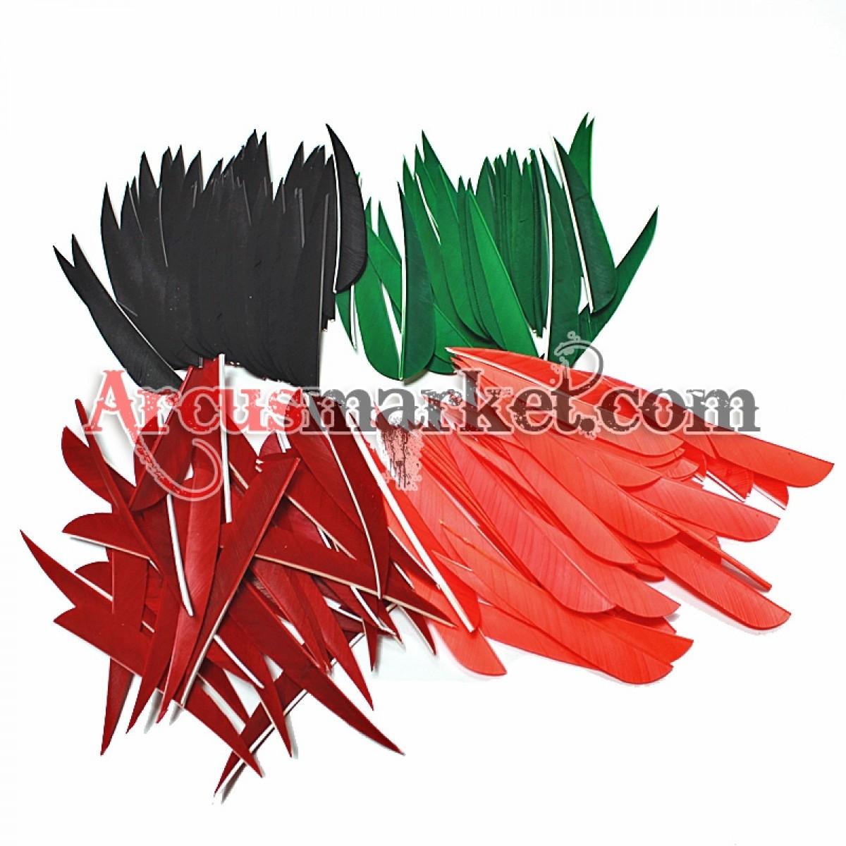 "Перо AMG Feathers 4"" Parabolic RW (12 штук)"