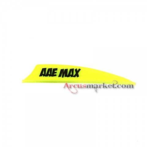 Перо Arizona Plastifletch Max PM-20 Shield (12 штук)