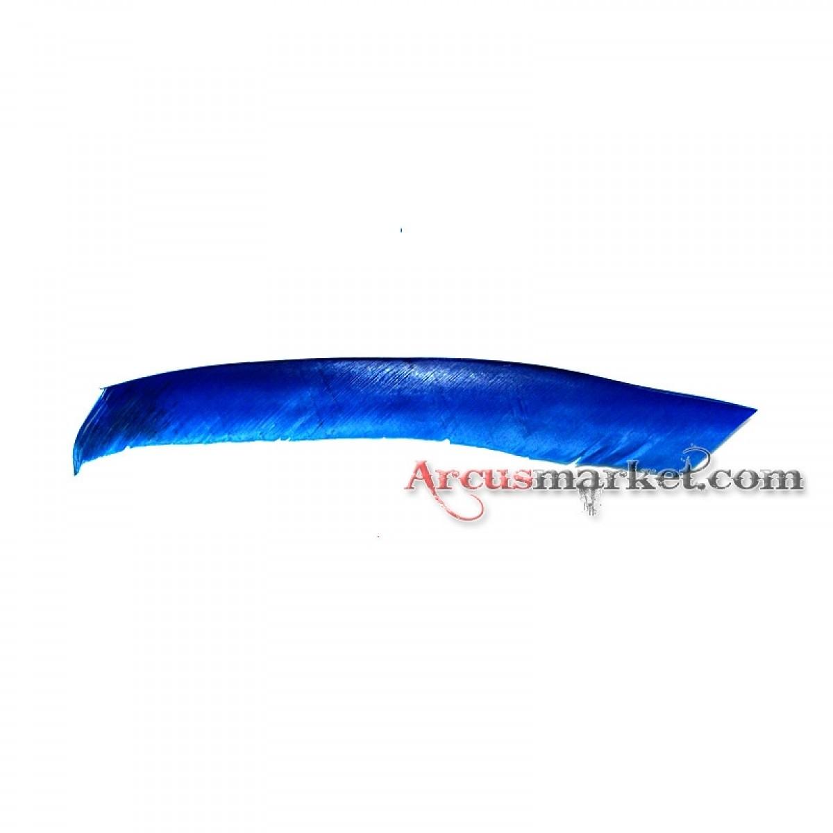 Перо Trueflight Feathers Full Length for Spiral Wrap Flu-Flu RW (12 штук)