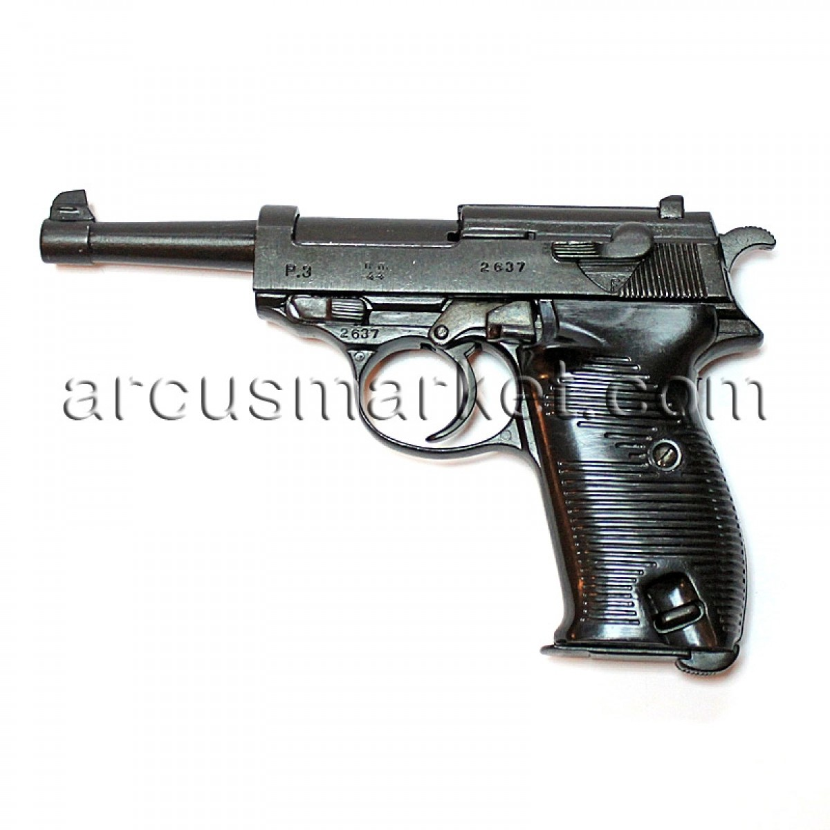 Пистолет  Вальтер P38, ММГ копия