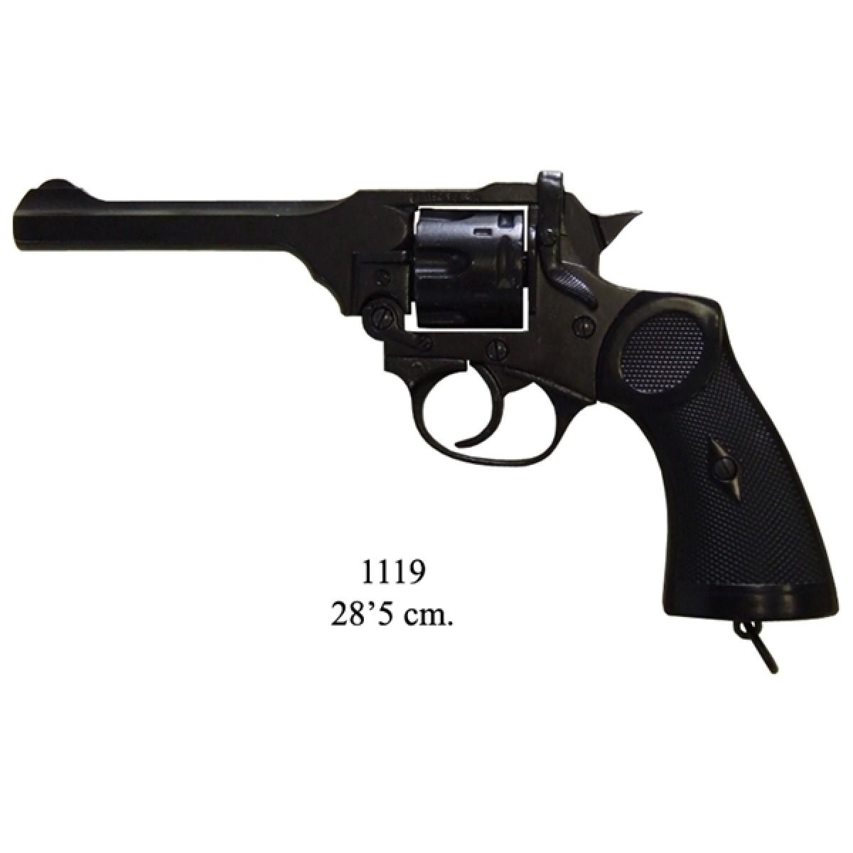 Револьвер МК-4 Великобритания 1923г., ММГ копия