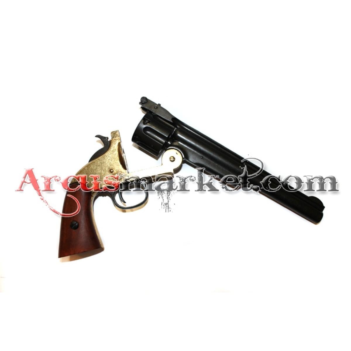 Револьвер системы Смит и Вессон, ММГ копия