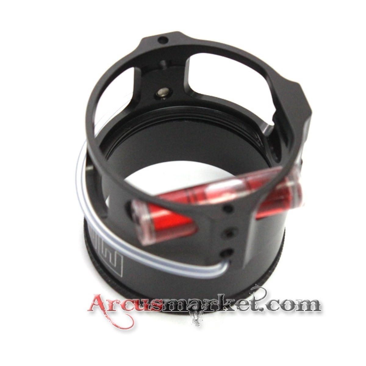 "Скоп CBE ""Housing"" 1 5/8"" Black with 0.019"" Red Fiber"