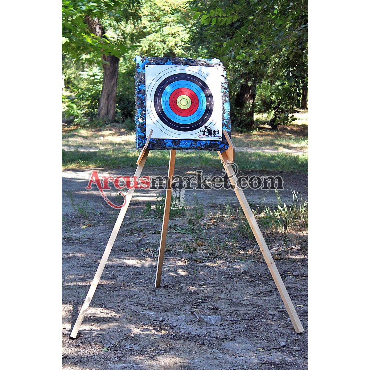 Стойка для стрелоулавливателей
