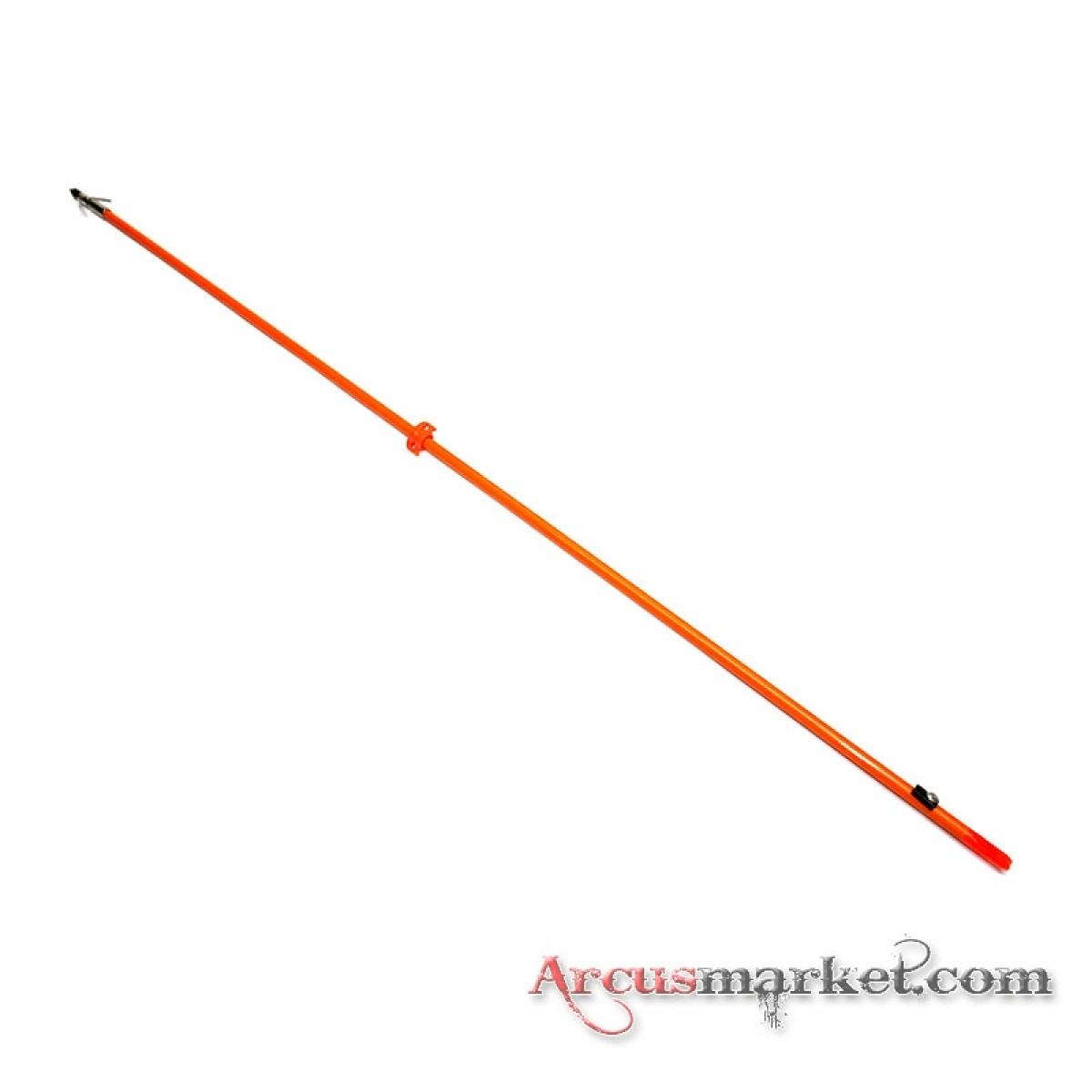 "Гарпун ""Fish Hunting Arrow Fiberglass"" 34""-8mm Orange"