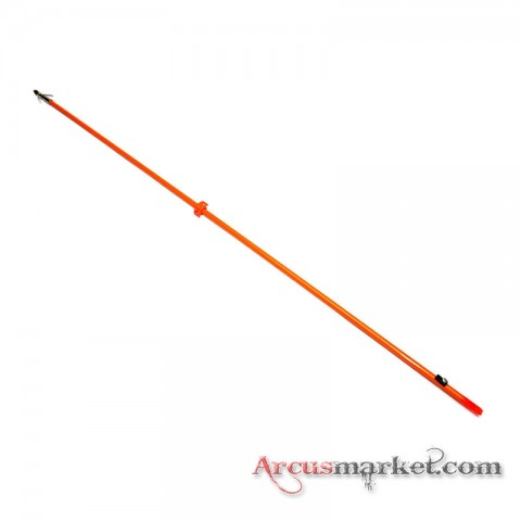 "Гарпун ""Fish Hunting Arrow Fiberglass"" 34""-8mm Orange"