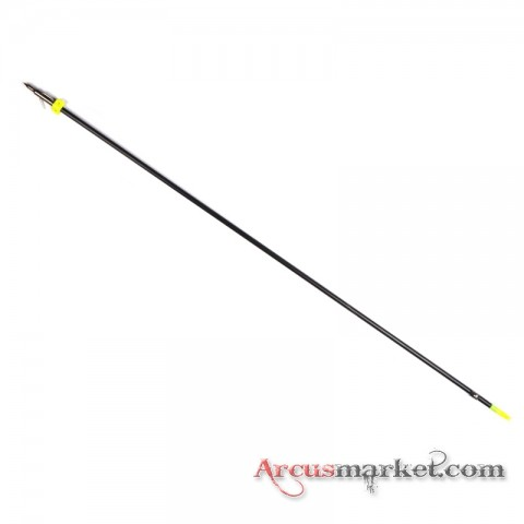 Гарпун Fish Hunting Arrow Fiberglass 34-8mm Black