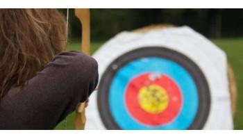 Як зробити мішень для стрільби з лука