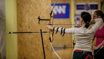Обучение стрельбе из лука. Часть 4