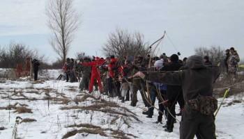 Стрельба из лука. 3Д соревнования и развитие в Украине