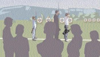 Целевая стрельба из лука против полевой стрельбы. Target VS Field