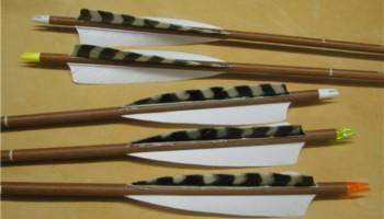 Как сделать стрелы для лука?